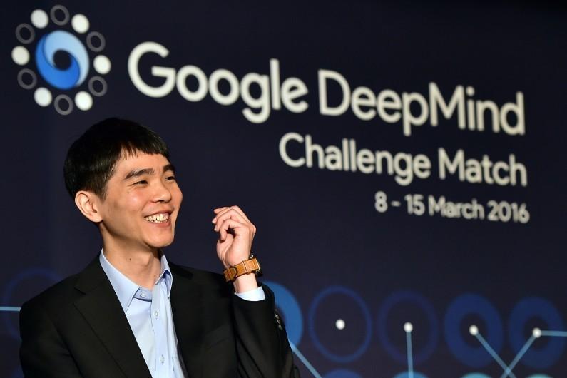Lee Sedol vs AlphaGo le 9 mars 2016