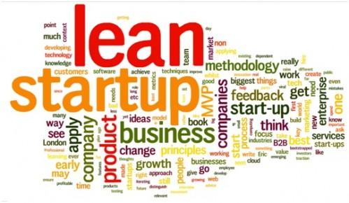 Lean Startup nuage