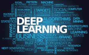 Deep Learning Tags Cloud